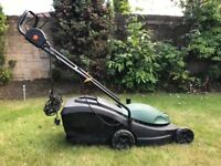 Lawn Mower-Typhoon-£40 ono/Very Good Working Condition