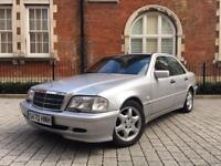 1998 Mercedes Benz C200 SPORT AUTOMATIC **RARE CAR MINT CONDITION*** not c180