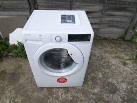 Hoover Washing machine 8Kg/1400 Spin DXA48W3