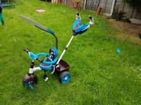 Little tikes 4 in 1 trike excellent used condition