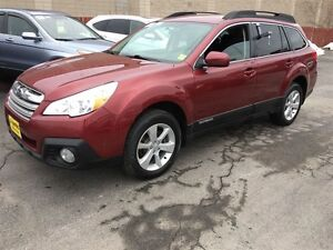 2013 Subaru Outback 2.5i Touring, Automatic, Heated Seats, AWD
