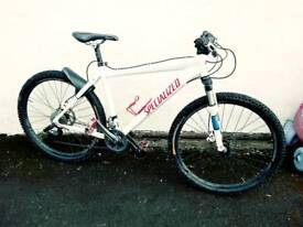 Specialized moutain bike.