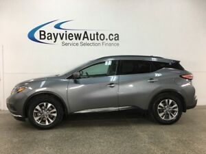 2018 Nissan Murano SV - PANOROOF! HTD SEATS! DUAL CLIMATE! RE...