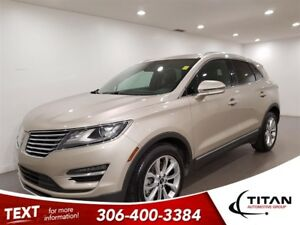 2015 Lincoln MKC AWD|CAM|Leather|Sunroof|NAV