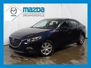 2016 Mazda MAZDA3 GX+A/C+CAMÉRA RECUL+++
