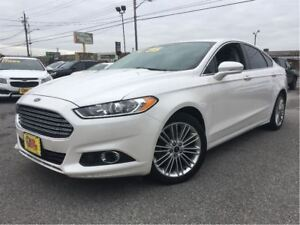 2013 Ford Fusion SE LEATHER NAVIGATION MOON ROOF