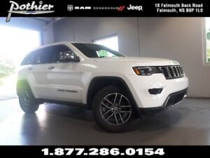 2018 Jeep Grand Cherokee Limited | LEATHER | SUNROOF | HEATED SE