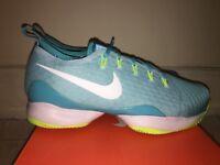 Nike Air Zoom Ultra React All Court Tennis Shoe - Blue/White, 7.5