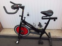 Olympus Tornado Exercise Spin Bike