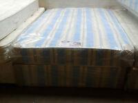 DUKE double bed base and mattress