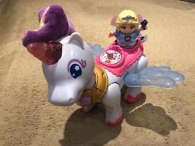 Toot-Toot Friends Kingdom Magical Unicorn