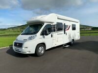 2014 SWIFT SUNDANCE 644SD 4 BERTH MOTORHOME WITH ONLY 18K MILES ANDERSON MOTORHOME SALES