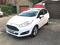 *IMMACULATE CONDITION* FORD FIESTA 2014 AUTOMATIC 5 DOOR LOW MILEAGE