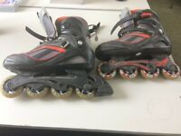 SFR skates in new condition - size 12