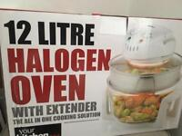 12 Litre HALOGEN OVEN!! Brilliant condition