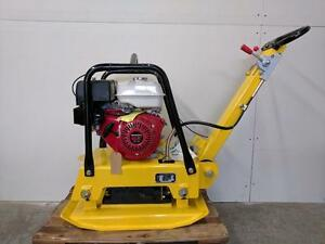 HOC - HONDA REVERSIBLE PLATE COMPACTOR TAMPER + FREE SHIPPING + 3 YEAR INCLUSIVE WARRANTY