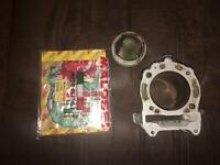Malossi 210 kit gilera runner piaggio typhoon vespa bore piston
