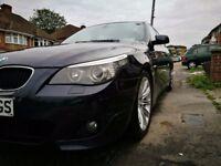 BMW 5 Series 520D 2008 M Sport E60 - Needs Repair - Not Recorded