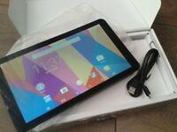 BOXED Hannspree HANNSpad 101 HELIOS, HDMI,Quad Core,GPS,FM,Dual Cameras, Android