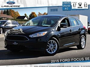 2015 Ford Focus SE**CAMERA*BLUETOOTH*CRUISE*A/C**