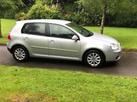 08 VW Golf Match Diesel 1.9 TDI - great condition with good mileage
