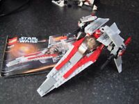 LEGO STAR WARS 6205 7654 8015 £12 EACH - USED BUT IN GOOD CONDITION