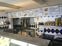 Fish and Chip shop For Sale in the Rotherham area, South Yorkshire.