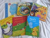 Mixed collection of Children's Books – x 18 books
