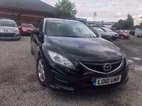 2010 Mazda6 2.2 D TS 5dr FMSH+1 PREVIOUS OWNER