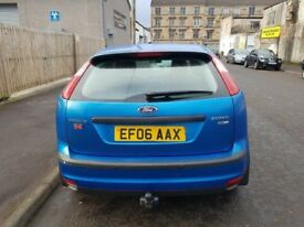 ((Automatic)) Ford Focus Diesel 1.6 MOT To April 2019 Excellent Condition Throughout Ideal First Car