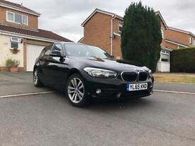 BMW 116d 2016
