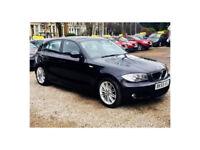 Automatic - BMW 1 Series 120 i M Sport AUTO -- Part Exchange OK -- Drives Good