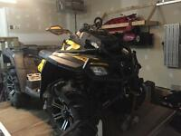 Can am xmr with big bore kit for sale or trade for sxs