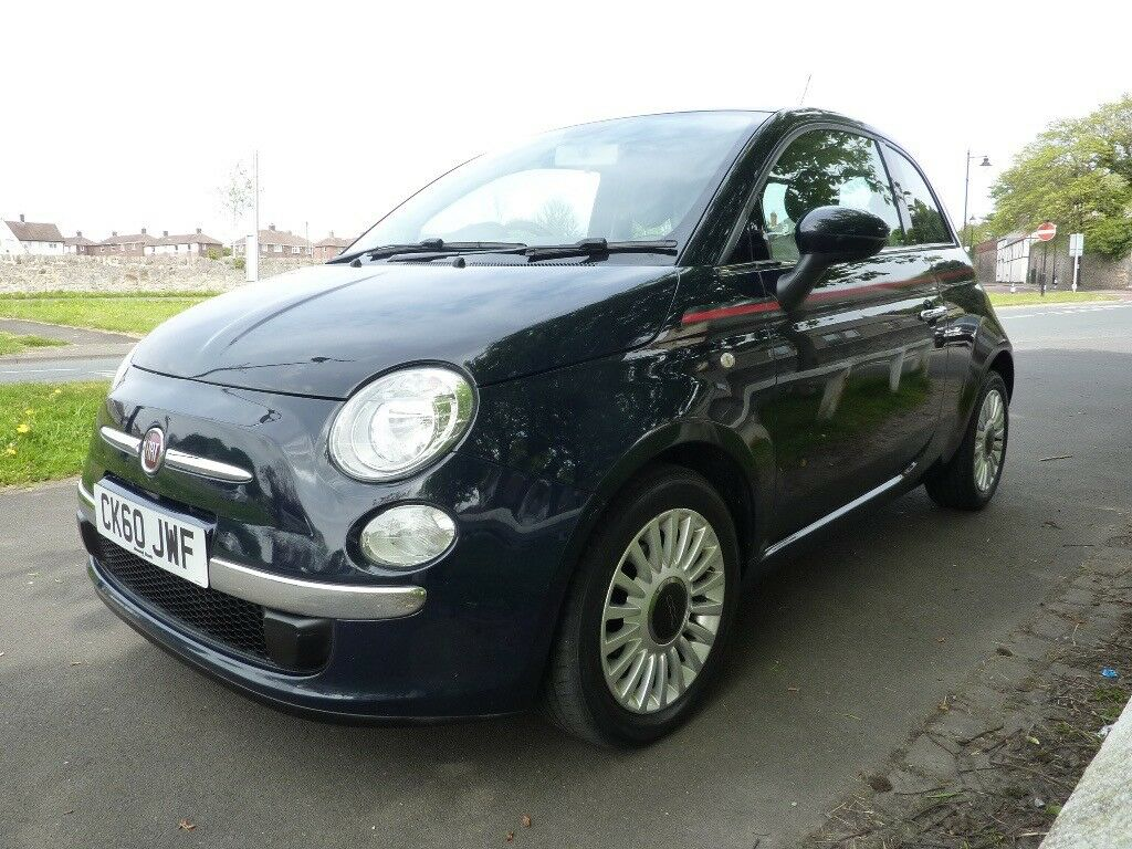 solld fiat 500 1 2 lounge dualogic automatic in sunderland tyne and wear gumtree. Black Bedroom Furniture Sets. Home Design Ideas