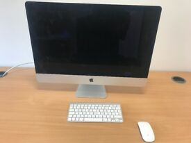 Apple imac. 27 inch 2016 model. Near new