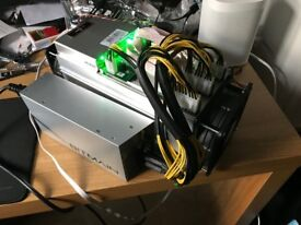 New AntMiner S9 & APW3++ PSU