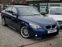 55 REG BMW 530D M-SPORTS ABSOLUTELY MINT MOTOR - PX WELCOME