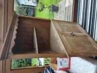Corner dresser upcycle
