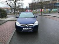 Vauxhall Astra Automatic 1 Year Mot Hpi Clear 5 Door Hatchback 2007 low mileage