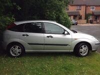 Ford Focus 1.6L 04 plate (100067 miles) for sale - very reliable runner