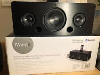 Speaker iWantit