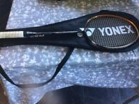 Yonex Nanospeed One Piece Graphite Badminton Racquet