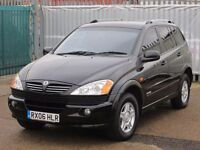 2006 (06 reg), Ssangyong Kyron 2.0 TD S 5dr