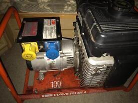 Haverhill Generator 2kva. Petrol
