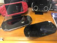 Sony ps Vita Console good condition
