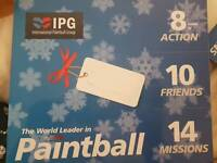 IPG Paint ball ticket