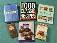 Job Lot Of Cookery Books