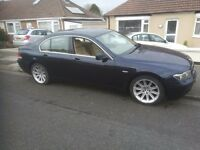 Luxury motoring *05. 735I SE BMW *