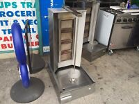 COMMERCIAL CATERING USED DONER KEBAB MACHINE FAST FOOD KITCHEN BBQ SHOP