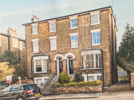 2 bed recently refurbished flat in central Richmond. 5 mins walk from station. £375pw